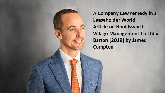 Houldsworth Village Management Co Ltd v Barton [2019] EWHC 3590 (Ch)